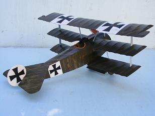 Fokker DR 1 Short Kit