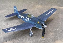 F6F Hellcat short kit